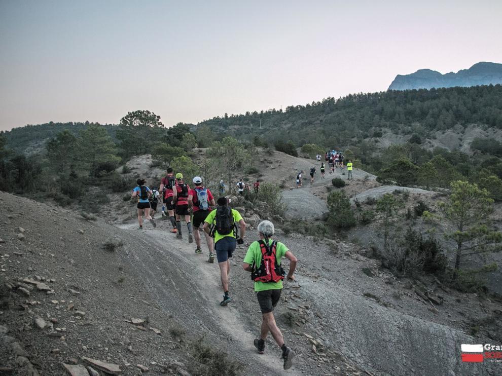 El Gran Trail Sobrarbe ultima detalles de su décima edición