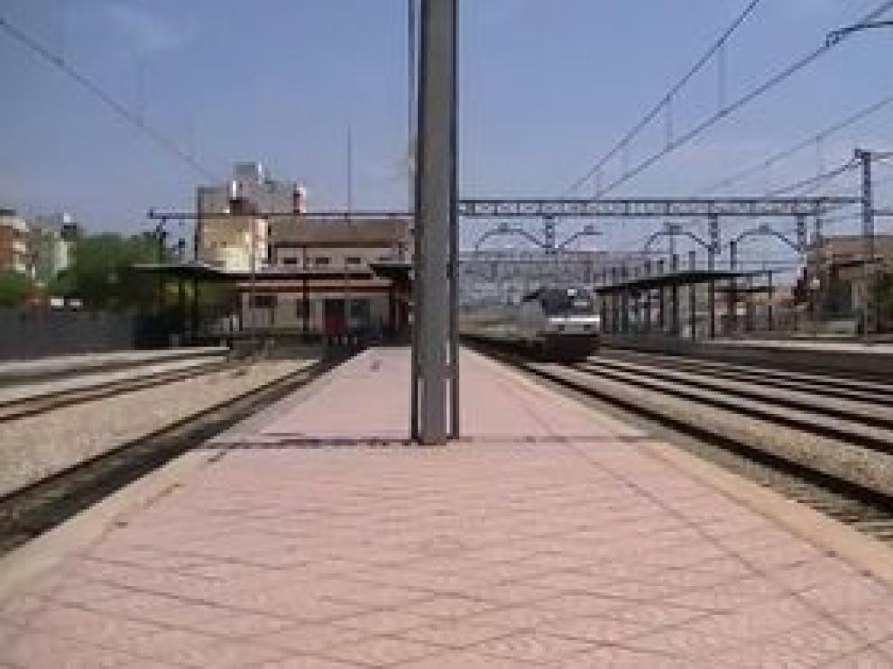 Adif avanza en potenciar la competitividad de la línea Zaragoza-Teruel-Sagunto