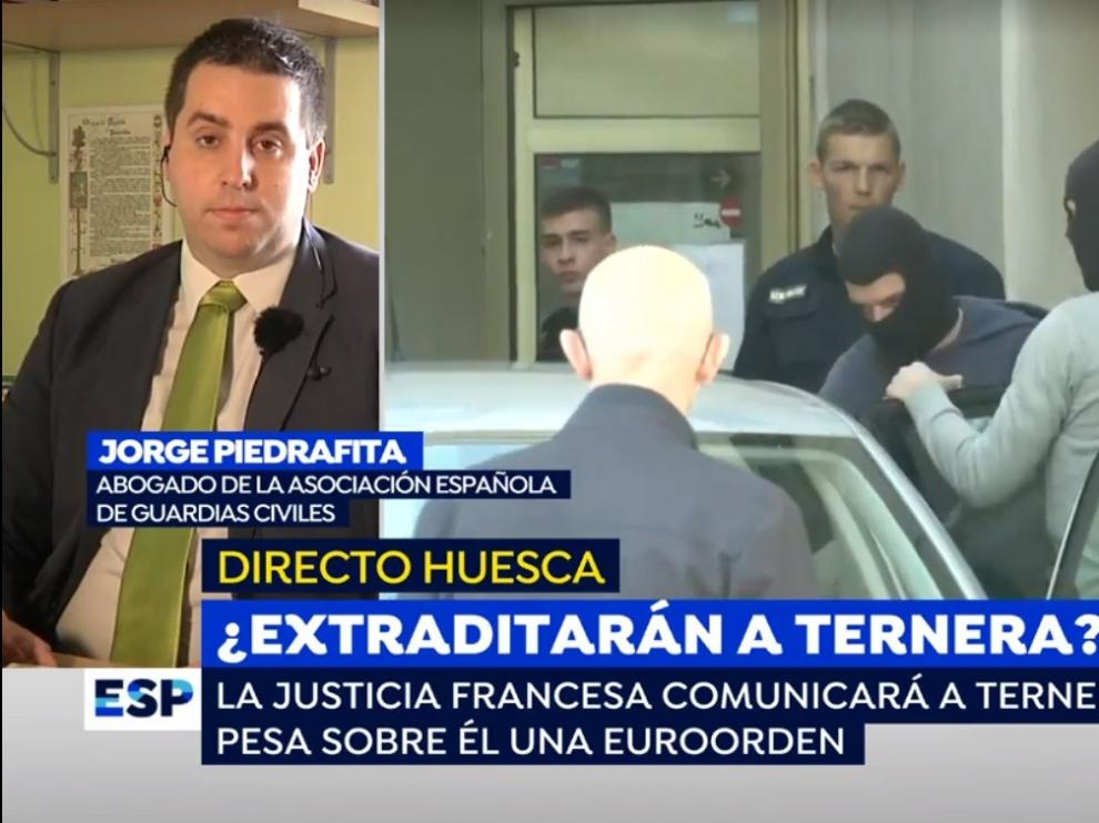 """La AEGC valora la decisión de mantener a Ternera detenido y pide """"medidas cautelares estrictas"""""""