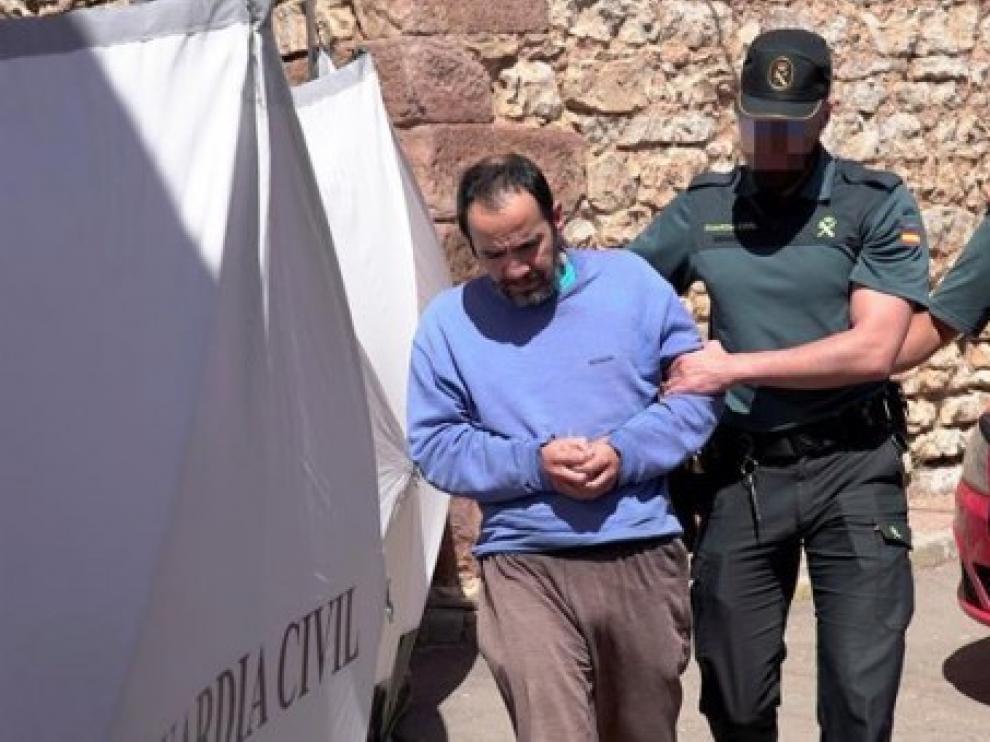 El hijo de la anciana muerta en Pozondón confiesa haberla asfixiado