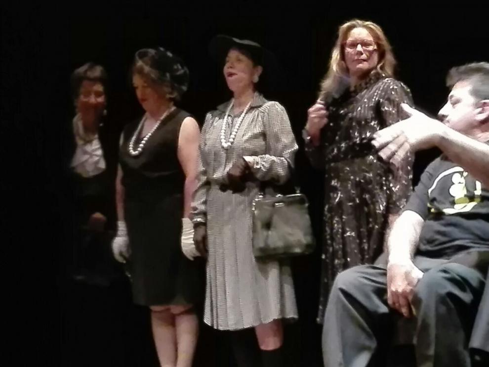 Pieconbola Teatro y Danza presenta este viernes dos piezas en Huesca