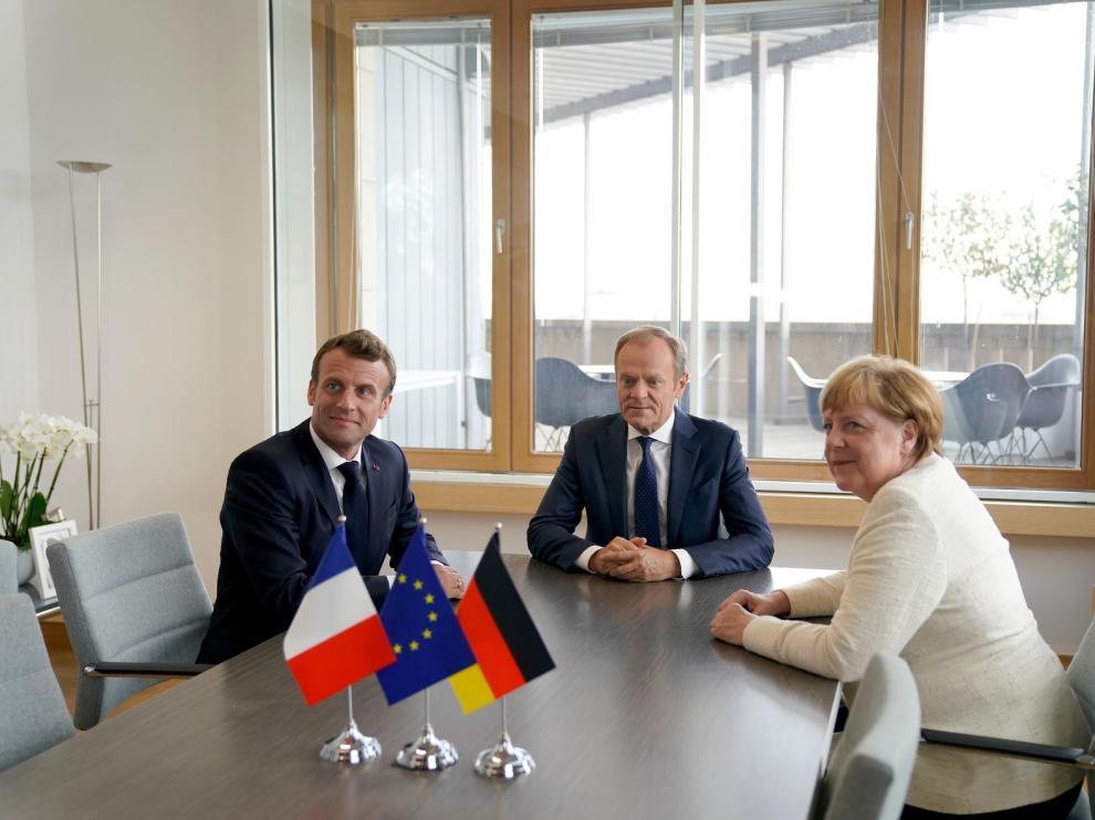 Los líderes de la UE abordan el acuerdo sobre la reforma y el presupuesto
