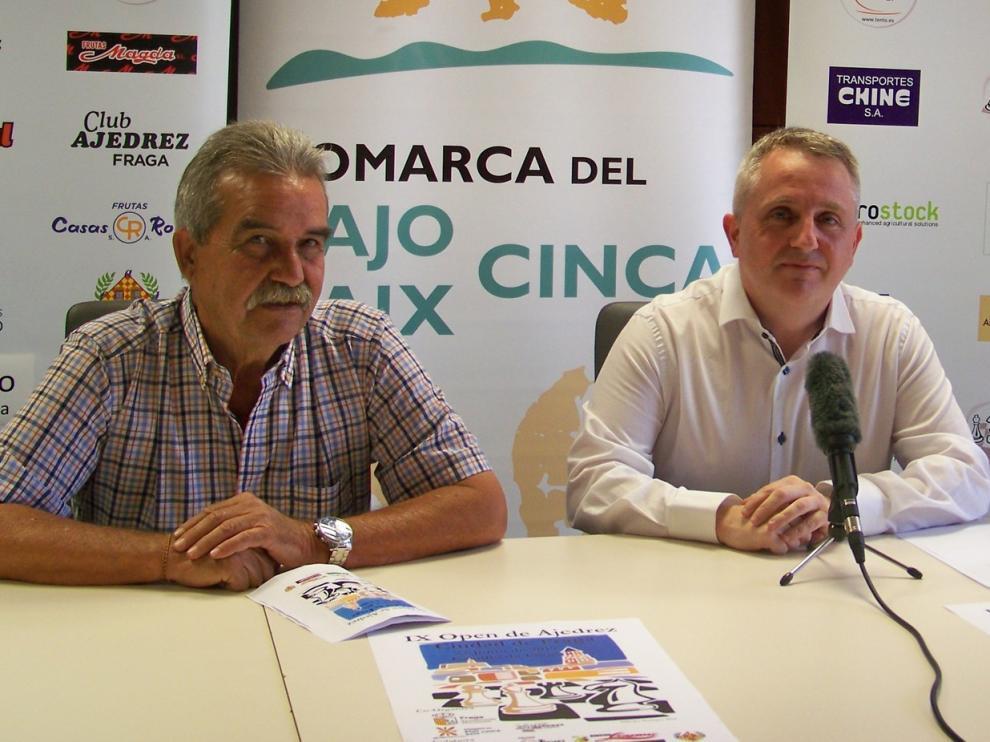 El Open Ciudad de Fraga reúne este sábado a un centenar de jugadores