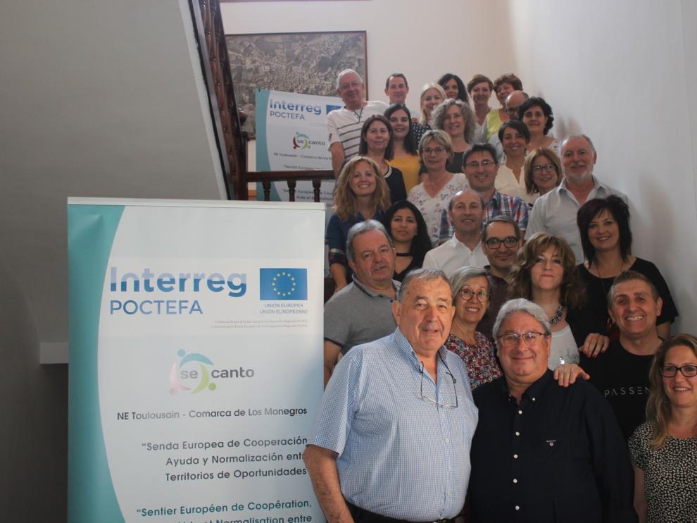 Los profesionales del proyecto europeo Se Canto hacen un balance positivo de su último encuerntro