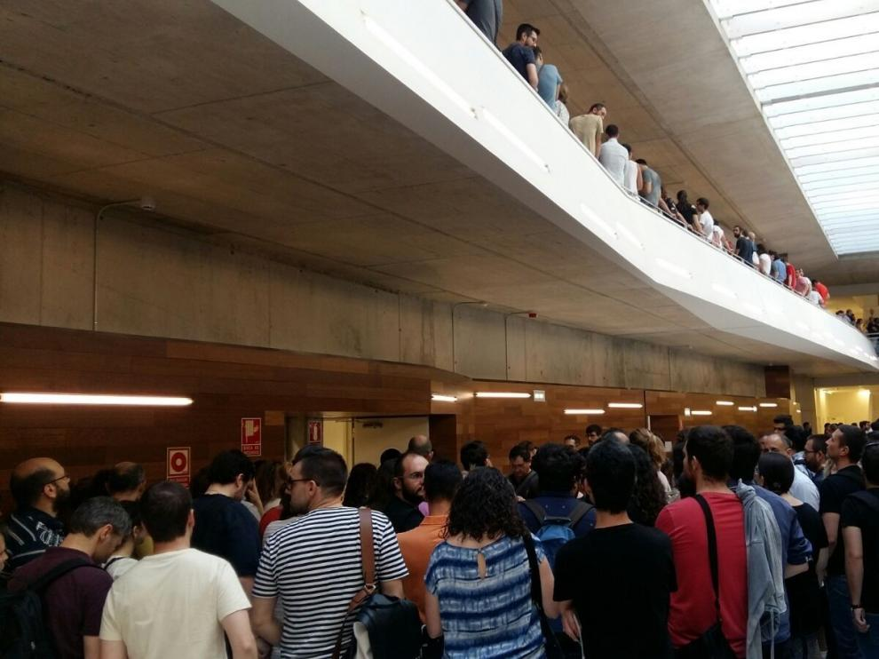 Los aspirantes a maestro se examinarán este sábado en Huesca, Zaragoza y Teruel