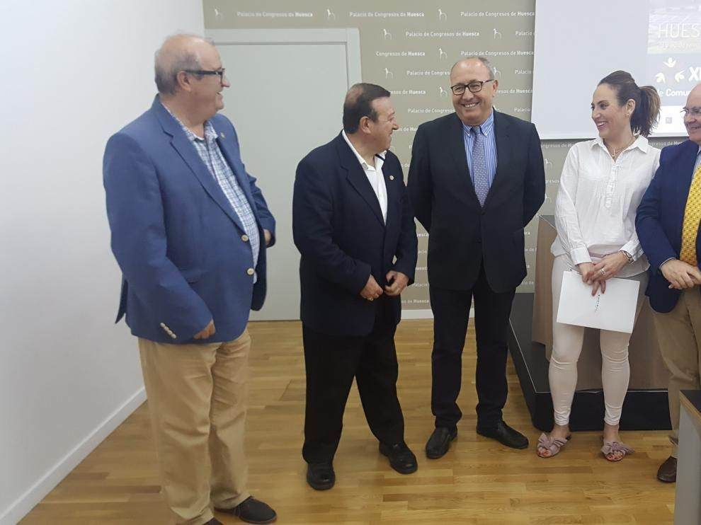 Huesca acogerá el último fin semana de junio a 1.700 aragoneses que viven en el exterior