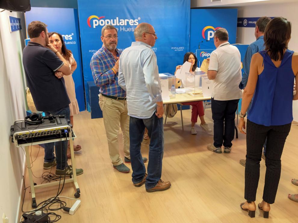 Renovación en el grupo del Partido Popular en la Diputación Provincial