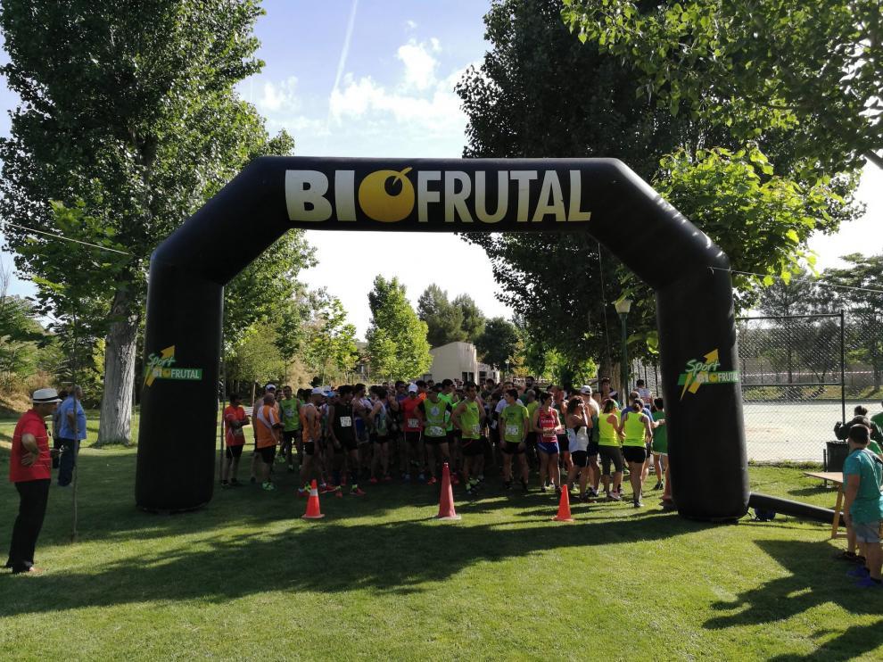 San Esteban de Litera organiza su VII 10k con 300 participantes