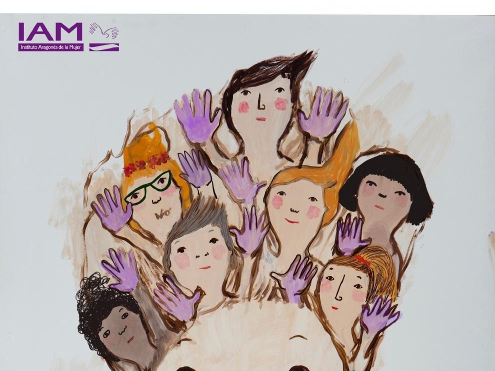 Una campaña pone en valor la importancia de contar con redes de apoyo para salir de la violencia de género
