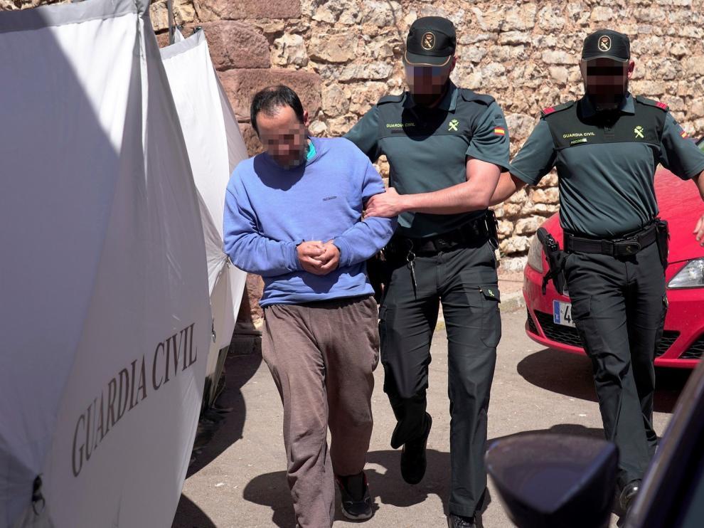 Prisión para los dos hermanos acusados de matar a su madre en Teruel