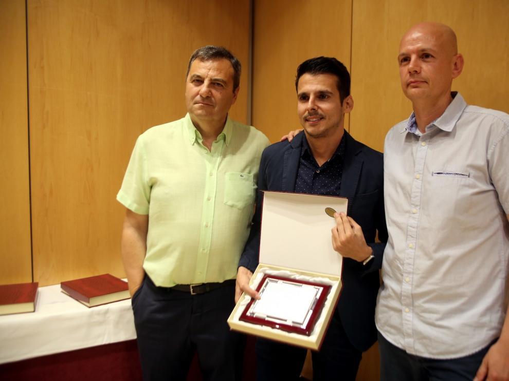 """Isaac Fouto: """"Pongo la mano en el fuego por el Huesca"""""""