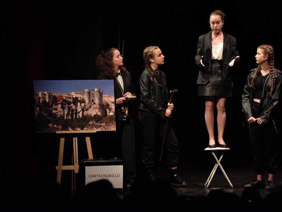 La Ventana Teatro estrena su particular versión de El señor de las guerras