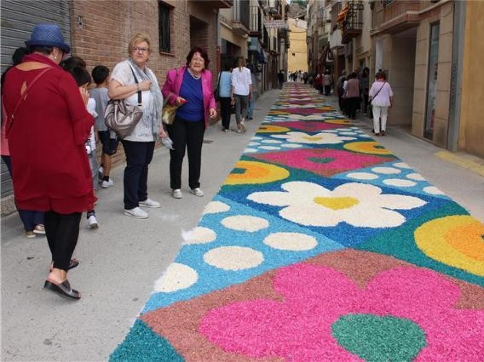 El Alto Aragón celebra este domingo la solemnidad del Corpus Christi