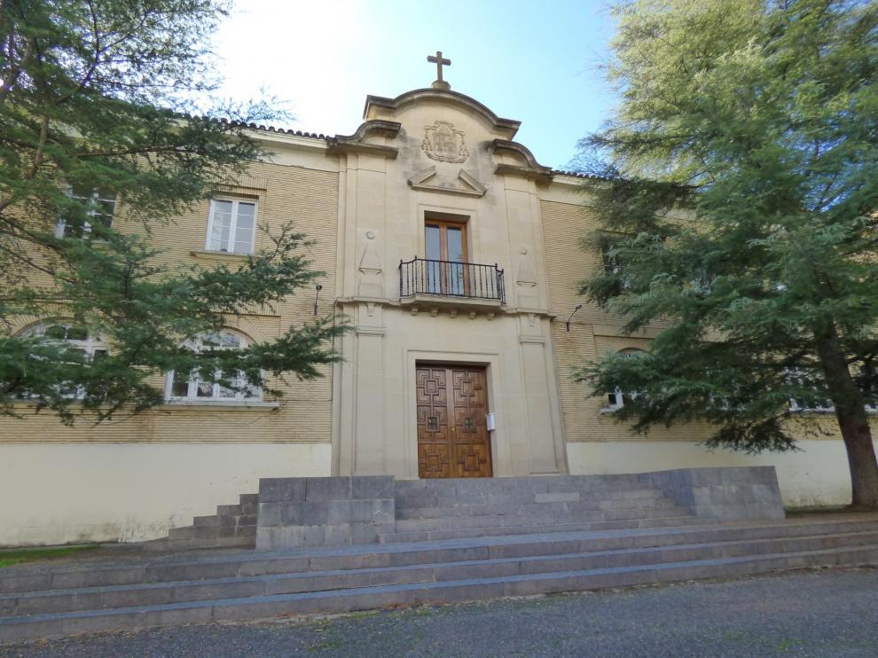El Obispado dará nuevos usos al edificio del colegio seminario de Barbastro