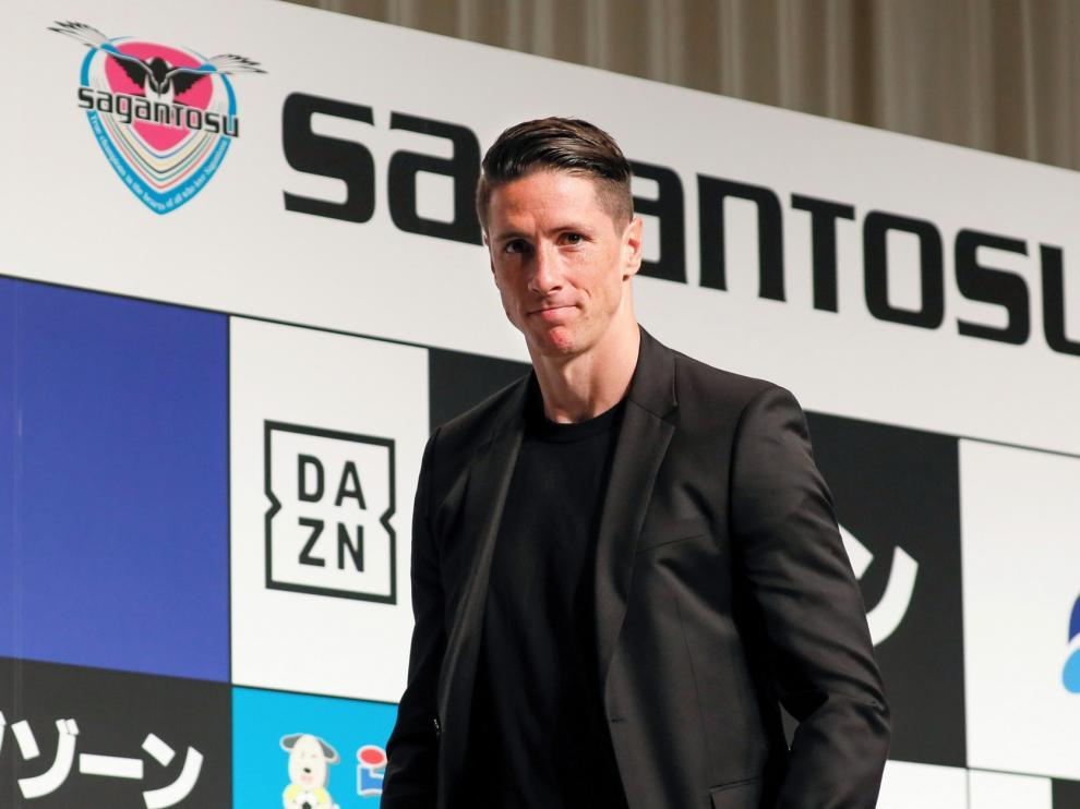 """Fernando Torres dirá adiós contra Iniesta y Villa y aspira a ser """"entrenador o directivo"""""""