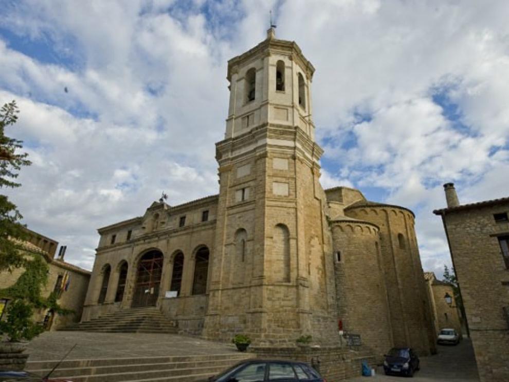 La Catedral de Roda de Isábena mejorará su accesibilidad