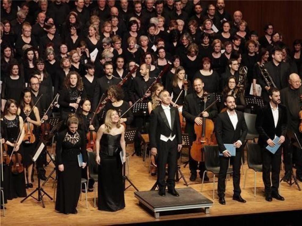 """La Orquesta Reino de Aragón """"llama"""" al 112"""