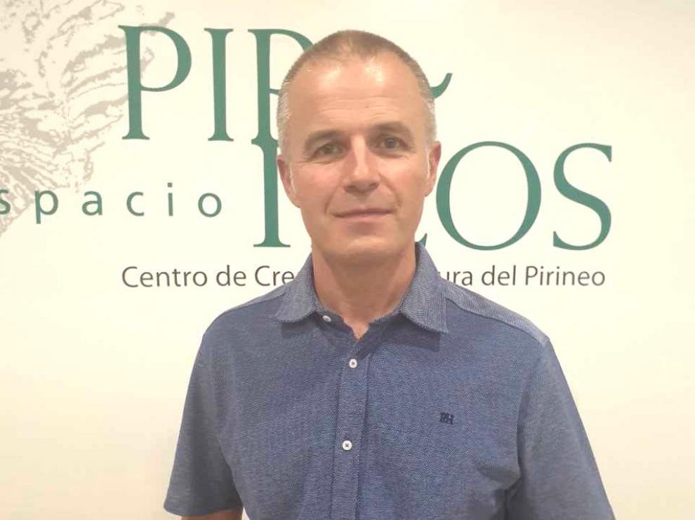 """David Cagigós: """"Es crucial que el equipo de rescate se conciba como policía judicial"""""""
