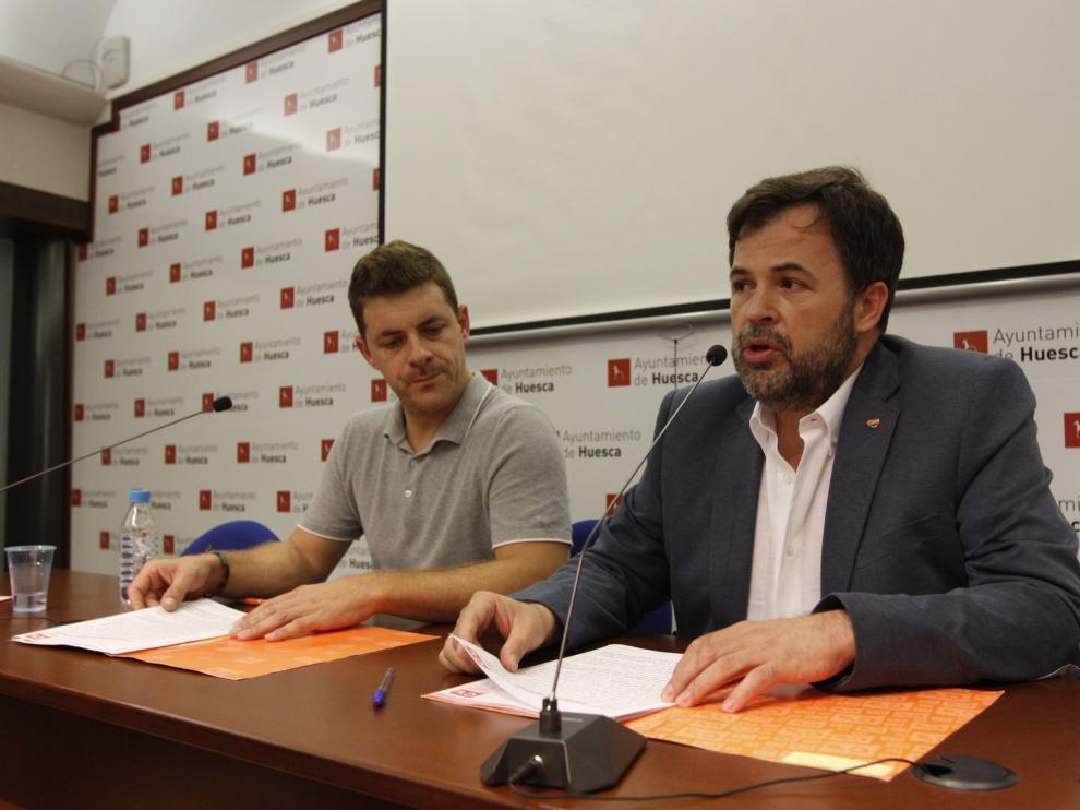 Ciudadanos designa a sus consejeros comarcales en la provincia de Huesca