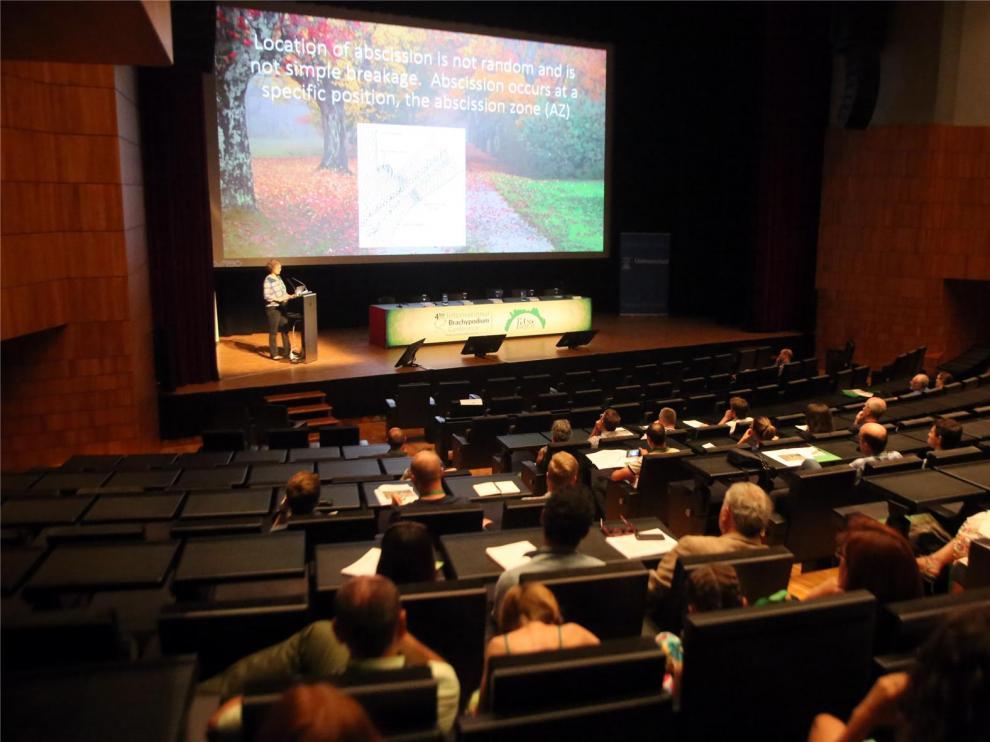 Más de 127 participantes de 21 nacionalidades distintas, en el congreso de gramíneas en Huesca