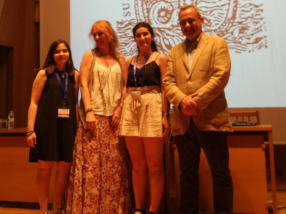 Los proyectos de jóvenes científicos se presentan en un congreso en Zaragoza