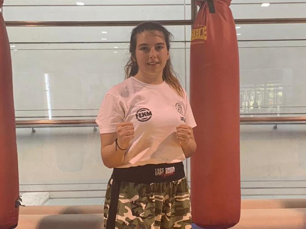 Ana Llurda, convocada para el Europeo Junior