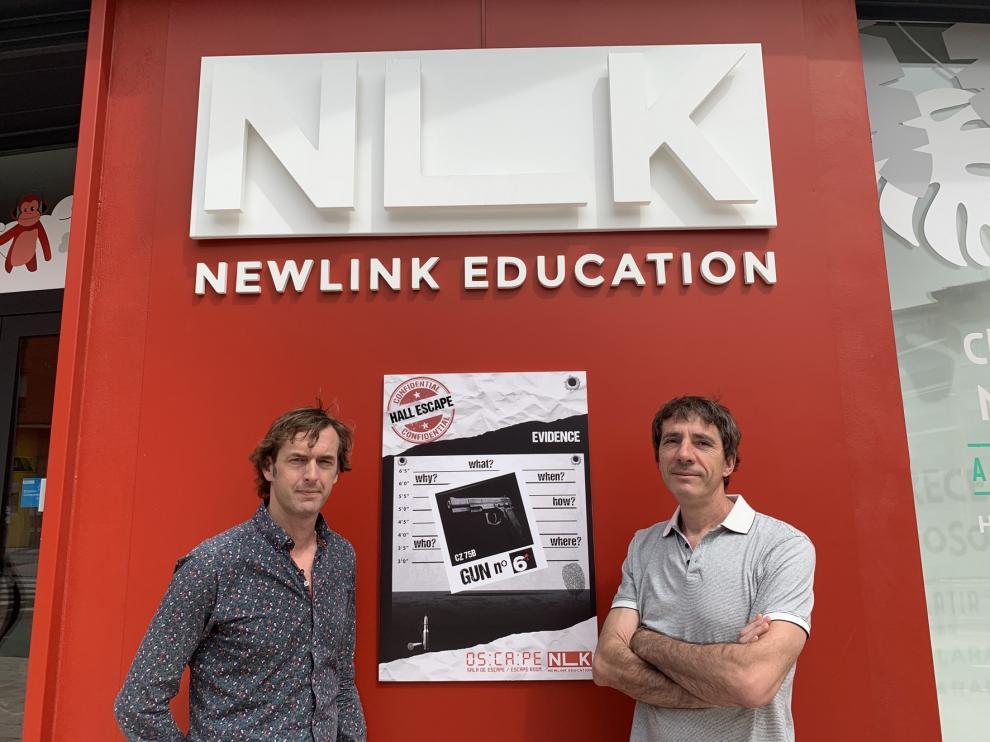 Oscape y Newlink Education lanzan el primer juego de escape bilingüe