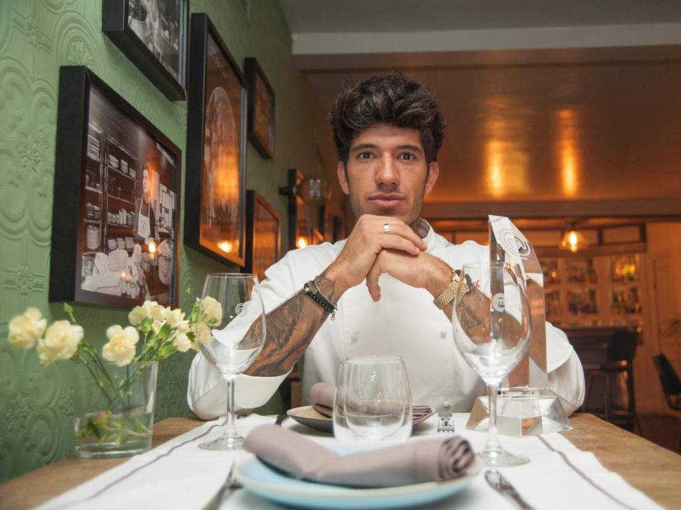 """Aleix Puig, ganador de Masterchef: """"Me tocó la fibra que Jordi Cruz me ofreciera un trabajo"""""""
