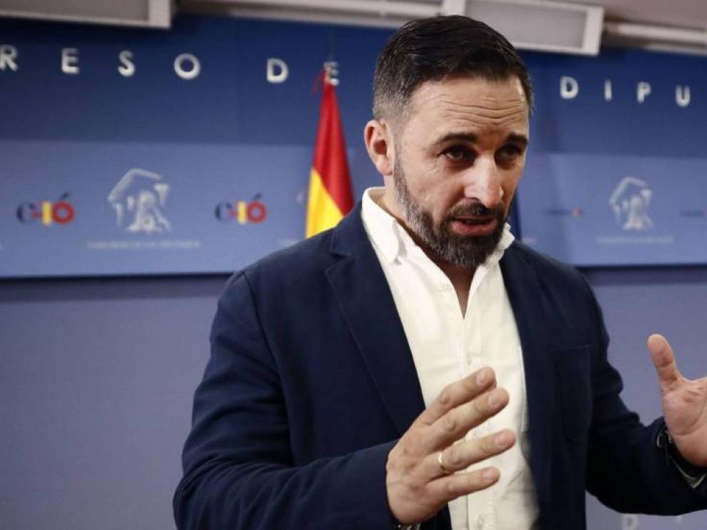 Vox se querella contra Zapatero por colaborar con ETA y rechaza acudir al homenaje del Congreso a las víctimas