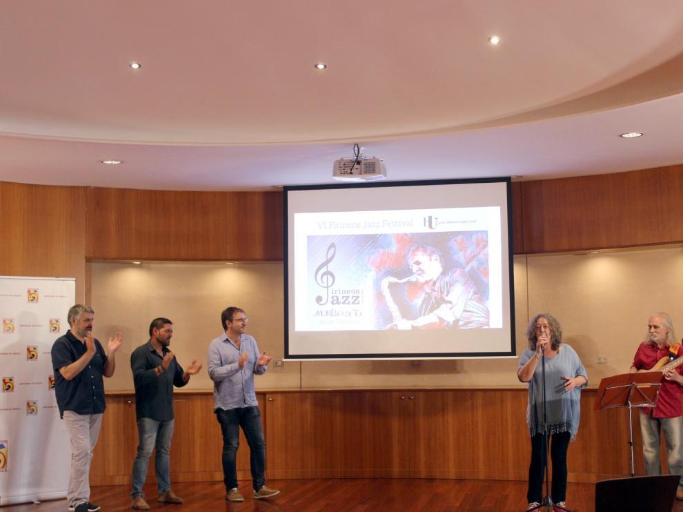 Nuevas voces femeninas y ritmos bailables protagonizan Pirineos Jazz Festival