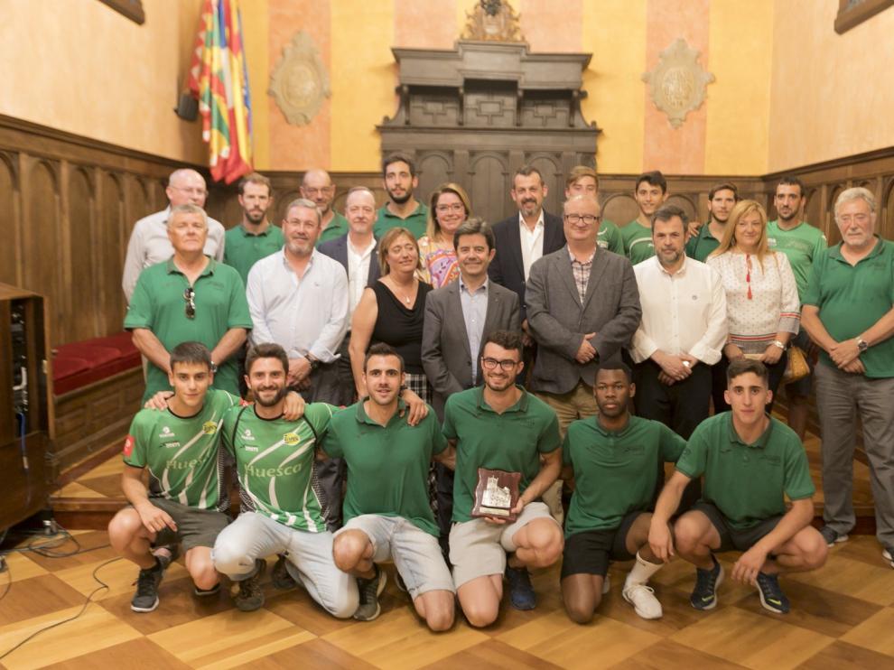 Intec-Zoiti pide lanzar el chupinazo de las fiestas de San Lorenzo