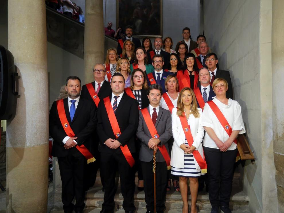 El sueldo de los concejales del Ayuntamiento de Huesca se actualiza tras 12 años congelado