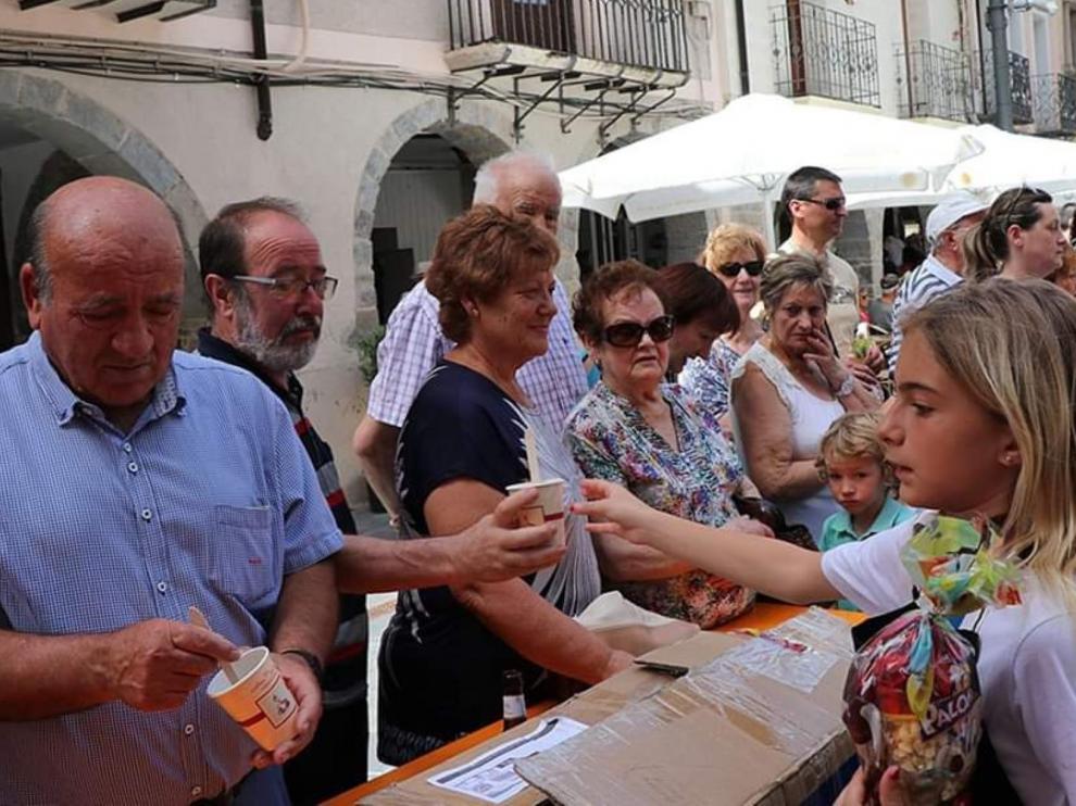Acomseja pone sabor a las fiestas con la Olla Jacetana