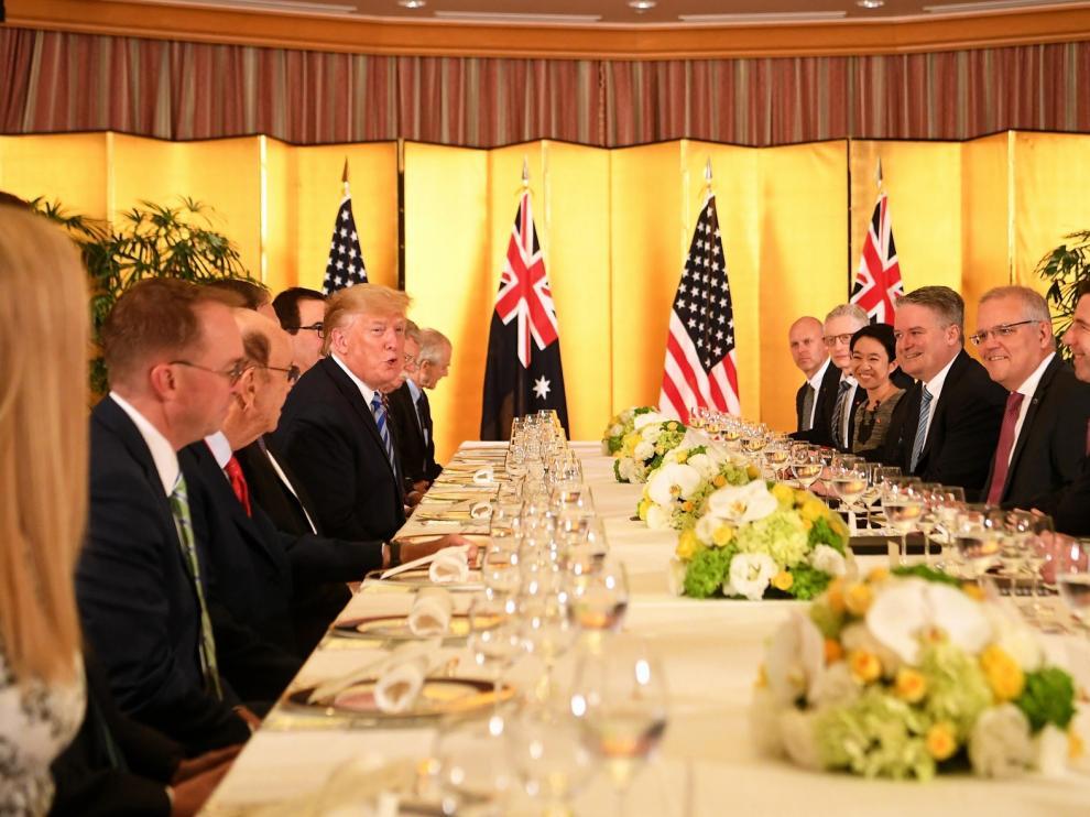 Trump y Xi asisten a un G20 marcado por su guerra comercial
