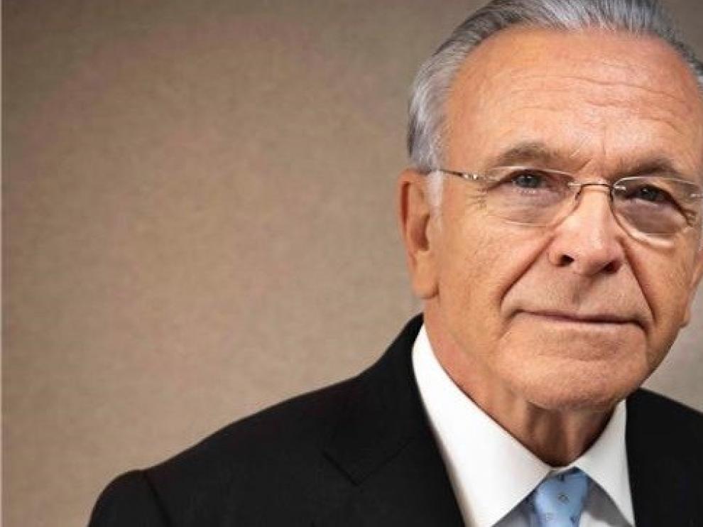 Isidro Fainé, único representante español en el libro de Forbes sobre grandes filántropos del siglo XXI