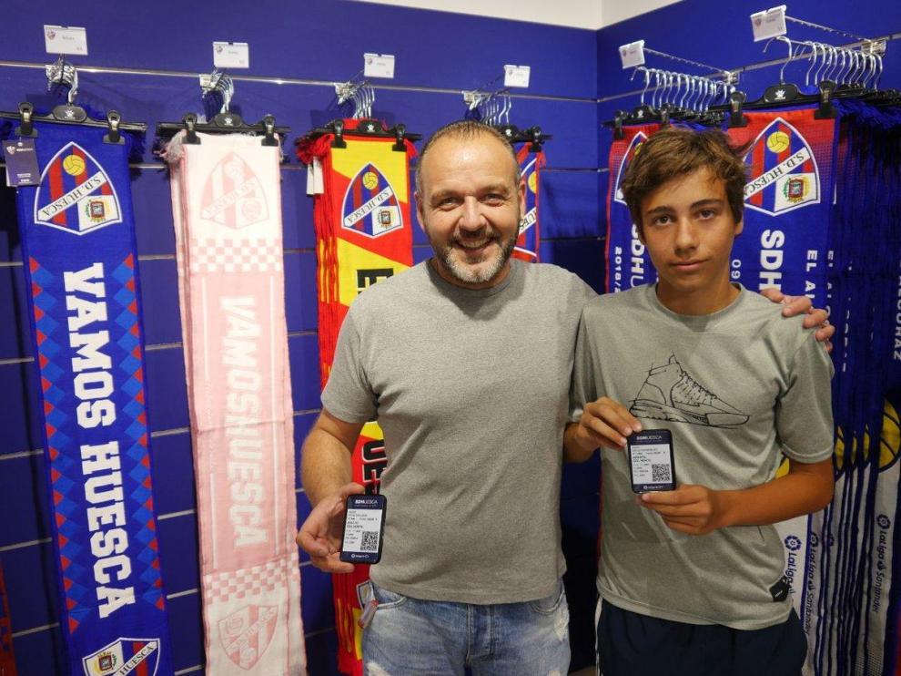 El Huesca anuncia tres amistosos y supera el millar de abonados renovados