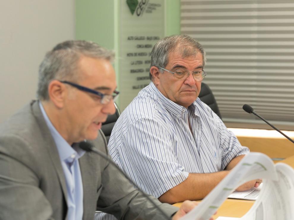 Preocupación en el transporte por la falta de conductores en la provincia de Huesca