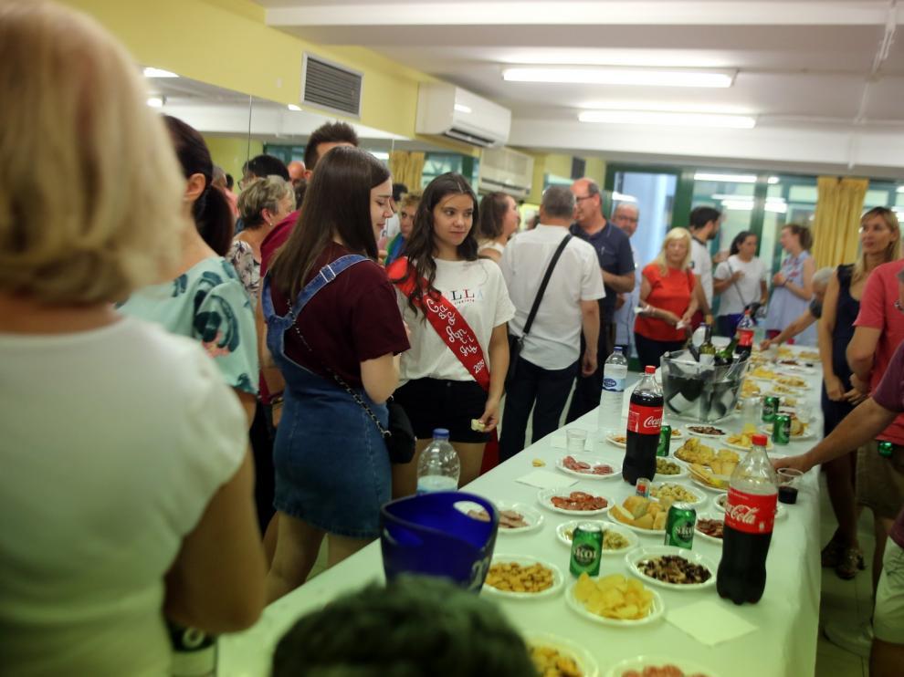El Casco Viejo de Huesca celebra su confraternización con los demás barrios de la ciudad