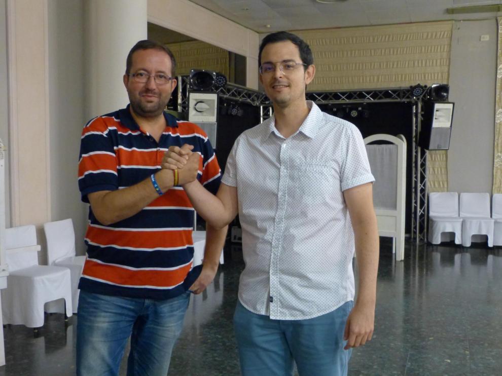 Julián Alamán asume la presidencia del Atlético Monzón