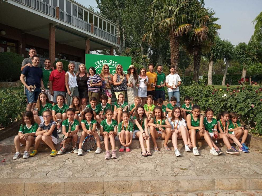 El CT Osca pone fin a su multitudinario Social en Huesca