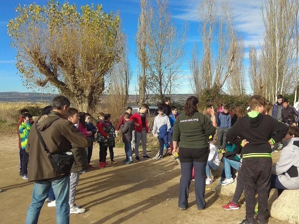 Libera promueve el compromiso ambiental de mil alumnos de Aragón