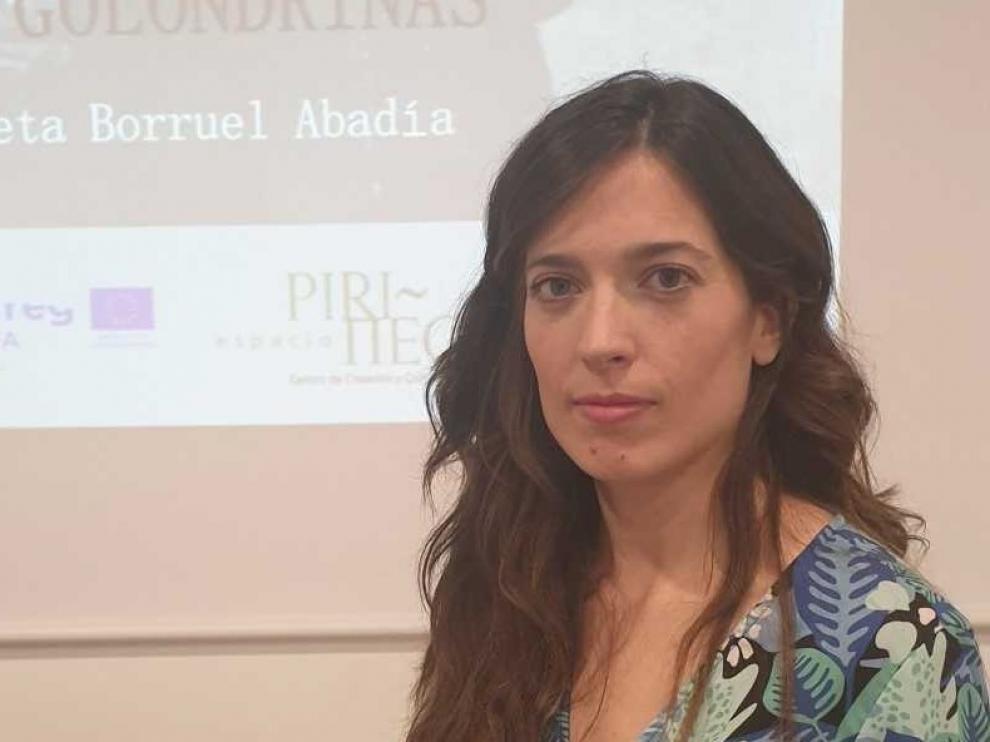 """Violeta Borruel: """"Elegí este tema porque eran mujeres valientes y emprendedoras"""""""