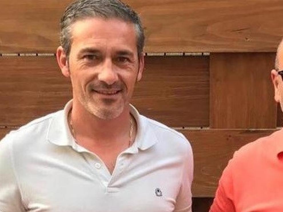 La AD Barbastro Base firma un acuerdo de filialidad con la Peña Ferranca