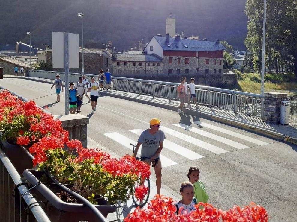 """Para el sector turístico de la provincia de Huesca, """"los eventos estivales ayudan muchísimo a fomentar el turismo"""""""