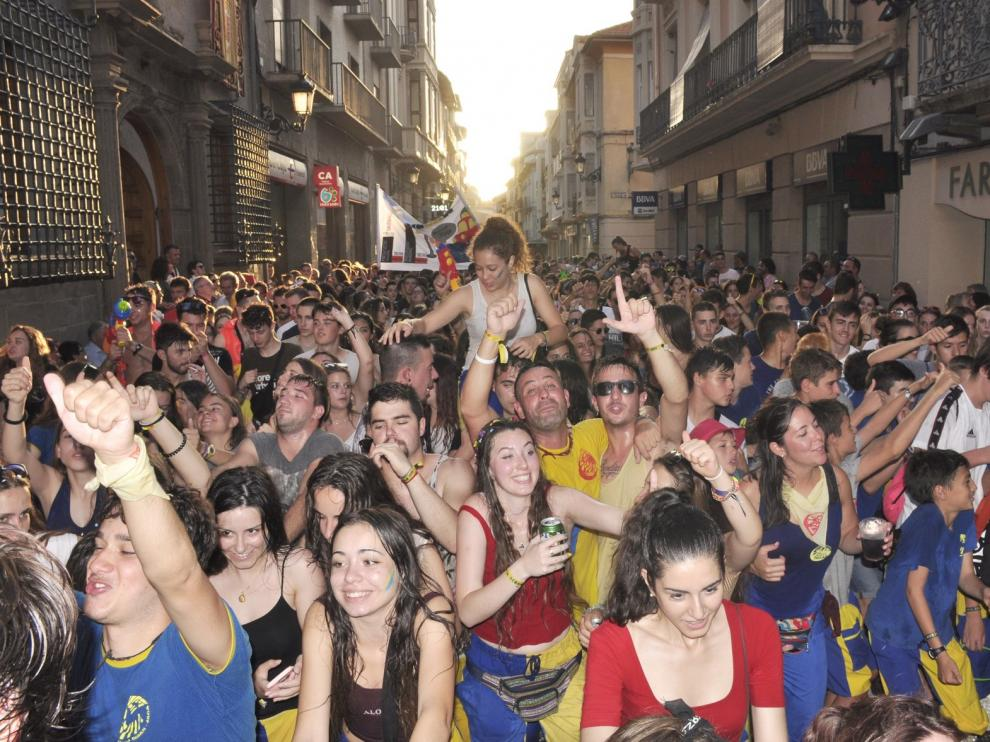 El Ayuntamiento de Jaca ha decidido la suspensión de las Fiestas Patronales de Santa Orosia