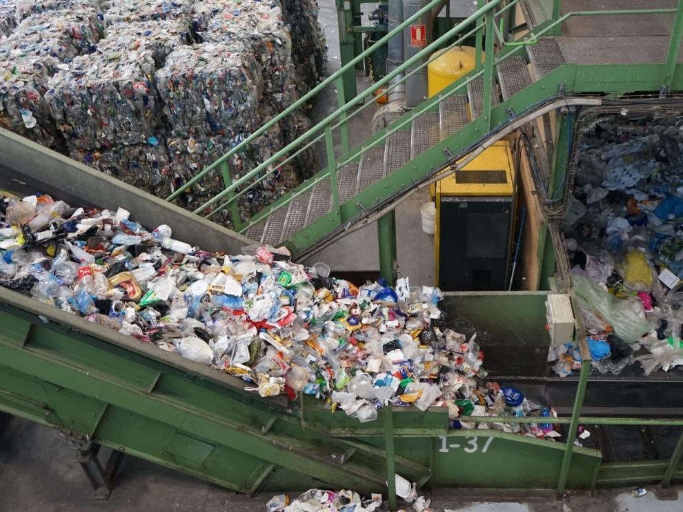 Iniciativa para concienciar de la recogida selectiva de residuos