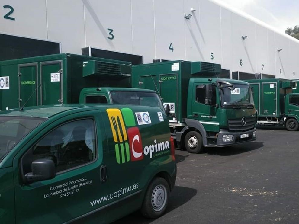 La expansión de Copima se asienta en nuevas y potentes instalaciones