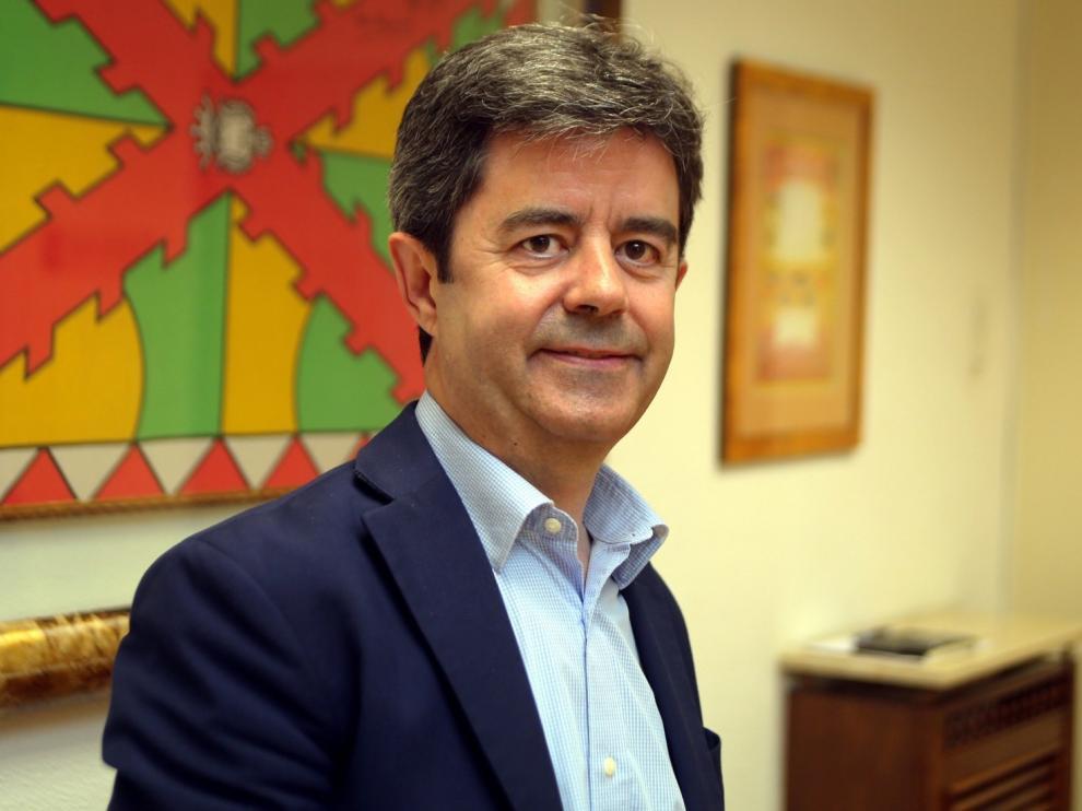 """Luis Felipe: """"Los ciudadanos tienen que percibir el valor de la normalidad democrática"""""""