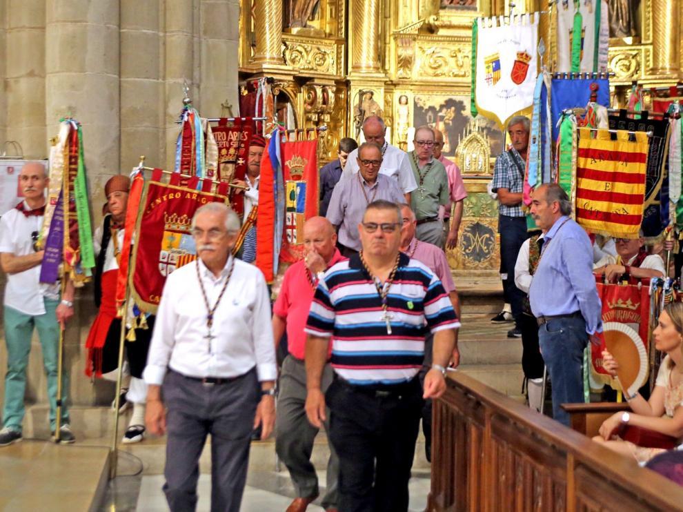 """Las Casas de Aragón forman """"un verdadero patrimonio"""""""