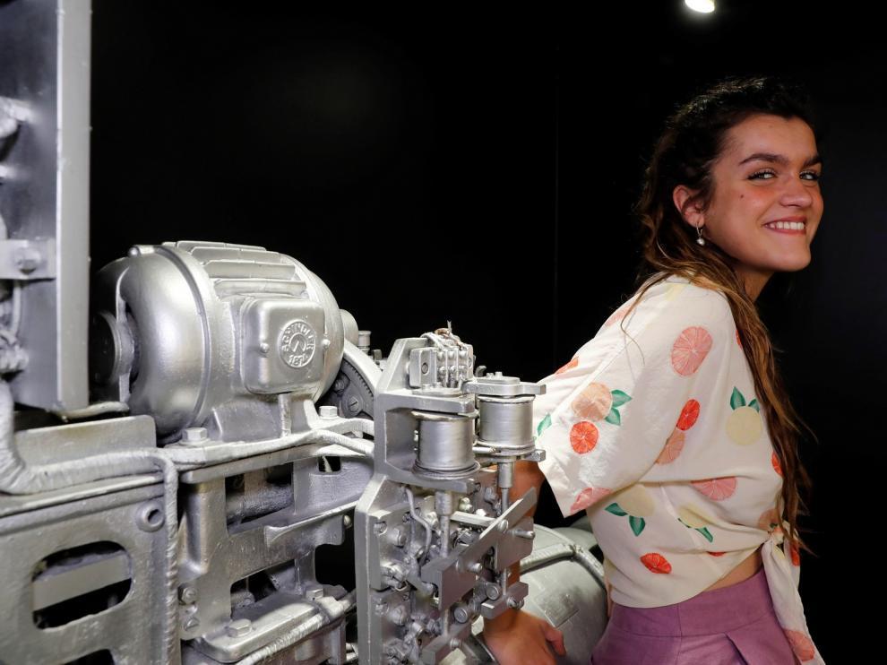 """Amaia Romero: """"La etiqueta de 'Operación Triunfo' no me molesta"""""""